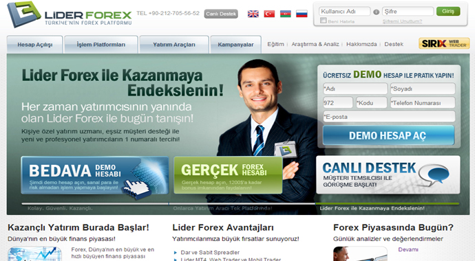 LiderForex